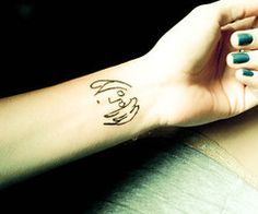 I want this John Lennon cartoon tattoo