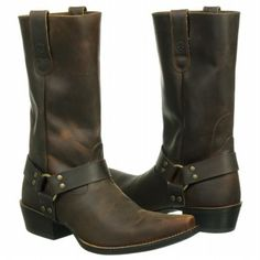 Ariat Hollywood Boots (Powder Brown) - Women's Boots - 9.0 M