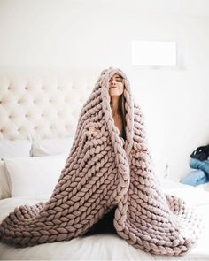 Stay cozy this winter with Etsy. The artists on Etsy have everything you need for a warm cozy winter. Grab a warm sweater, hot chocolate and stay warm! My New Room, My Room, Cozy Blankets, Knitted Blankets, Blanket Crochet, Merino Wool Blanket, Warm And Cozy, Bedding Sets, Hygge
