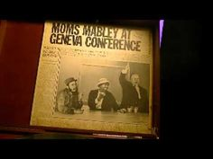 MOM MABLEY AT THE HOWARD THEATRE WASHINGTON D.C