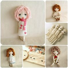 little lady collection by Gingermelon, via Flickr