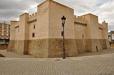 Castillo de Marcilla, Navarra