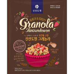 snack package design에 대한 이미지 검색결과 Food Branding, Food Packaging, Packaging Design, Food Design, My Design, Granola, Editorial, Banner, Layout