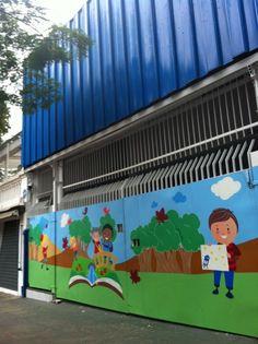 Escola Barifaldi - Rua Frei Caneca 1063, ou entrada por peixoto gomide ... tinha sempre um pipoqueiro na calcada em frente ...