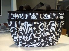 Black Parisian Mini Organizer! This was a Thirty One gift to one of my ladies who booked off the last party!
