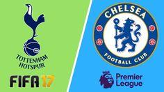 Fifa 17, Harry Kane, Tottenham Hotspur, Premier League, Chelsea, Chelsea Fc, Chelsea F.c.