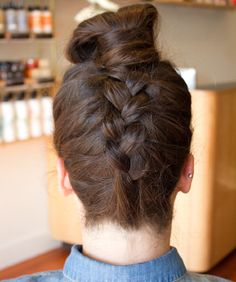 Give Tired Buns A Twist With These 4 Fresh Styles