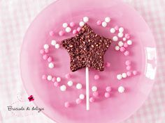 Starlets puffed rice and chocolate