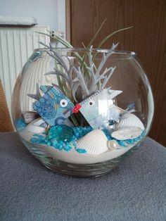 Wie süß sind die denn bitte!? Küssende Fische zur Hochzeit! ❤ ❤ ❤