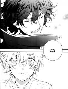 Gil et Oz