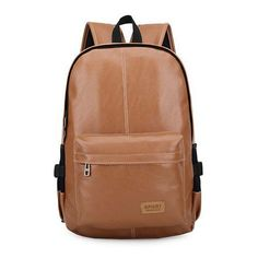 BAIJIAWEI Mix Oxhide Leather Backpack Mix Cow Leather Men s Casual Backpack    Travel Bags College Style Bag Mochila Zip  481d3f76e4aaf