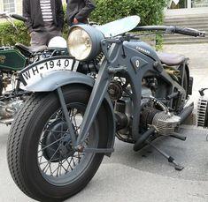 386 Zündapp KS 600 1940