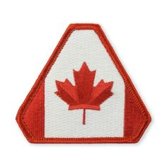 PDW Flag Day - Canada Morale Patch