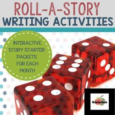 Roll-a-Story Writing