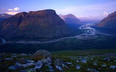 Rapa River Valley | Sarek National Park, Laponia, Sweden