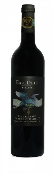 EastDell Black Label Cabernet Merlot - Lakeview Wine Co.