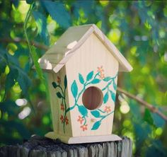 Design Your Own Bird's House