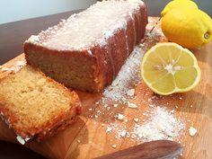Νηστίσιμο κέικ με λεμόνι - ION Sweets