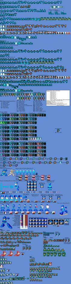 Mega Man and Friendly NPCs