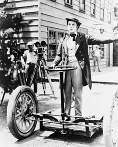 Buster Keaton  Hollywood Movie Stills text copyright © 1995, 2008, 2012 (Titan Books) by Joel W. Finler.