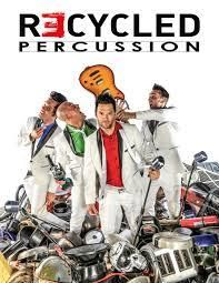 Recycled Percussion - 2/13/15 - Santander Performing Arts Center, Reading, PA