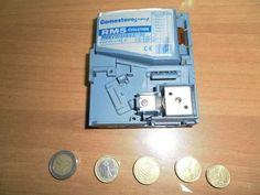 Gettoniera RM5 Evolution serial n.s 135859