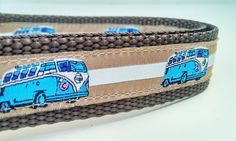 Hey, I found this really awesome Etsy listing at https://www.etsy.com/listing/197049568/road-trippin-dog-collar-handmade-pet