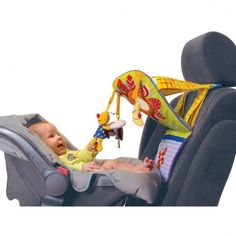 Taf Toys Infant Car Seat Style Toy
