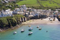 Port Isaac, Cornwall, UK (by Ian Lewis Photography)