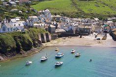 Port Isaac, Cornwall England