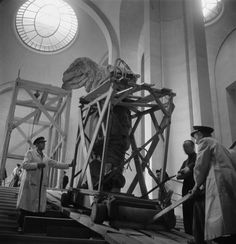 Return of the works at the Louvre Museum (1945)