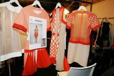 Fashion News, Fashion Beauty, Online Fashion Magazines, David Koma, Backstage, Catwalk, Fashion Forward, Latest Trends, Vogue