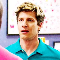 brooklyn nine nine Brooklyn Nine Nine Funny, Jake Peralta, Andy Samberg, Tomorrow Is Another Day, The Nines, Facial Expressions, Random Things, Actors & Actresses, Movie Tv