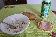 A Vida de Uma Adolescente: #MadyHealthy Mini Snacks