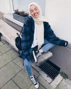 Hijab başörtülü giyim modelleri