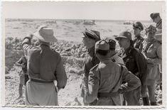 General der Panzertruppe Erwin Rommel, Kommandierender General Panzergruppe Afrika)