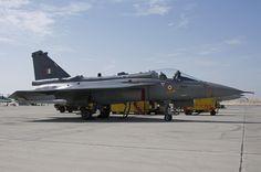 Indian Airforce HAL Tejas LCA