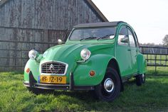 Citroën 2CV6 Club - 1987