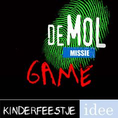 wie is de mol kinderfeestje thuis Joelle, Escape Room, Get The Party Started, Kids Playing, Wine, Party Time, Kids Room, Neon Signs, Blog