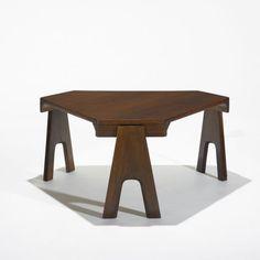 Angelo Mangiarotti and Bruno Morassutti Coffee Table $2500