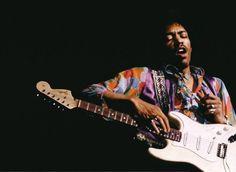 Jimi Hendrix Oakland, California 1968-09-13