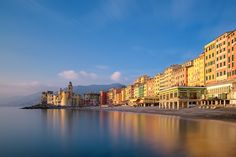 The colors of Liguria - null