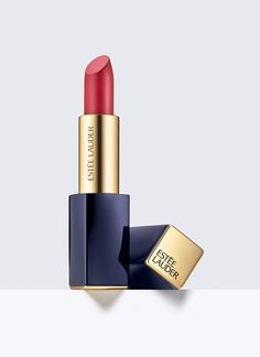 Pure Color Envy Hi-Lustre, Light Sculpting Lipstick -  Driven by desire.    Saturate lips with lustrous colour. Sculpt your lips with light.   Discover the power to create a new look of volume and definition.
