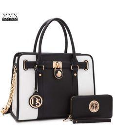 6bab80bed collection Fashion Handbags Designer Shoulder - Xl-02-7103w-bk/Wt -  CR185IXKM3X