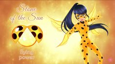 Transformation by Maruvie (Stone of the Sun-flying power)