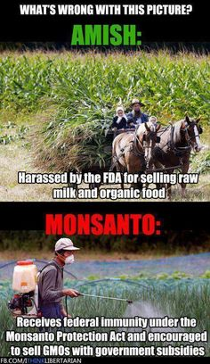 Because they don't want us to be healthy or self sufficient or to know how evil they are!