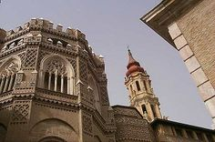 La Seo de Zaragoza Gótica y Mudéjar