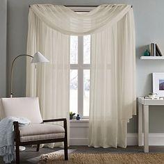 Fant sticas cortinas gorgeous curtains cortinas - Cortinas vintage dormitorio ...