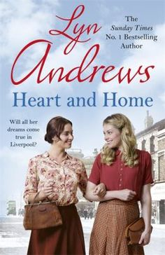 HEART AND HOME is a poignant saga of shop girls in 1930s Liverpool from Lyn Andrews, the Sunday Times bestselling author of FROM LIVERPOOL WITH LOVE and THE HOUSE ON LONELY STREET. Not to be missed by readers of Dilly Court and Katie Flynn. Cathie Kinrade is all too used to hardship. Growing up on the Isle of Man in the 1930s, she sees her da set sail daily on dangerous seas while her mam struggles to put food on the table.