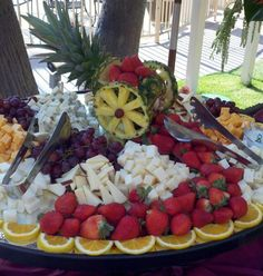 Catering Food Displays | Catering Display Ideas | Buffet and Catering Ideas